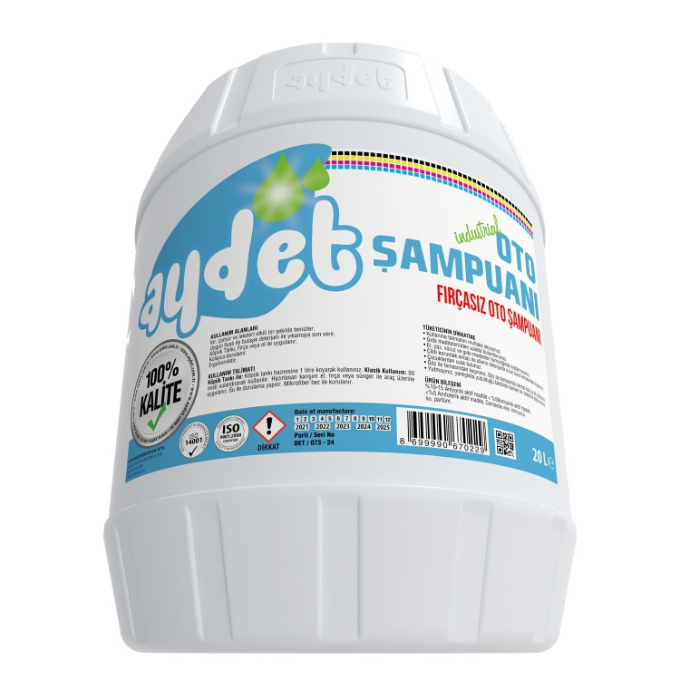 Shampo Carpet Aydet Pro 20 Kg