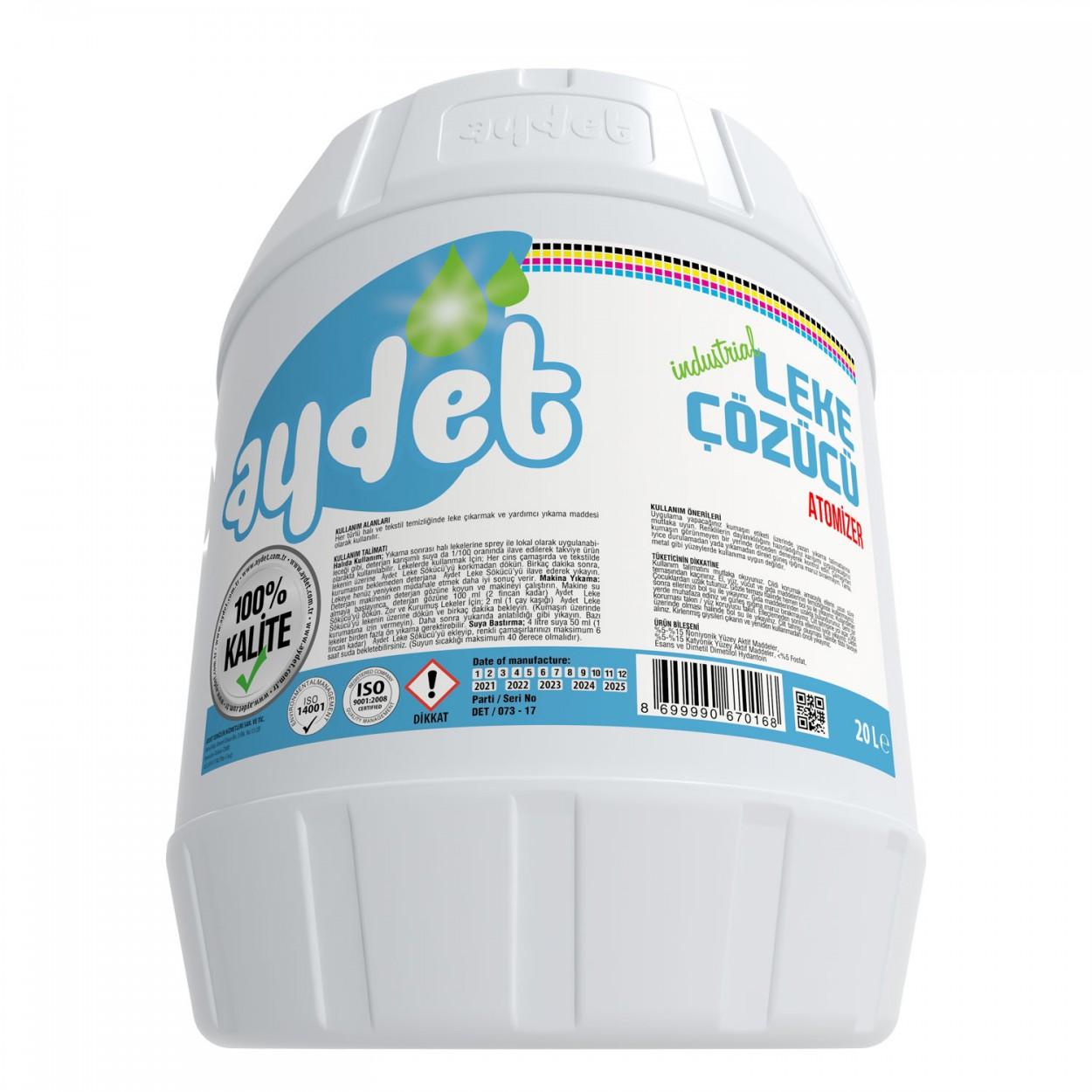 Rješenje za čišćenje pozadine Aydet