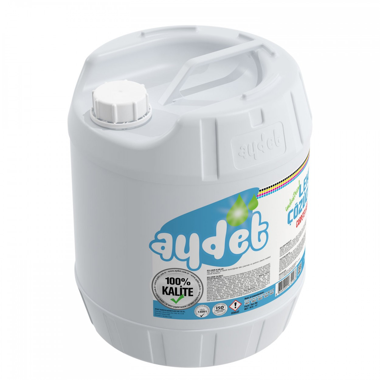 Aydet Carpetex Hybrid za uklanjanje mrlja od 20 kg