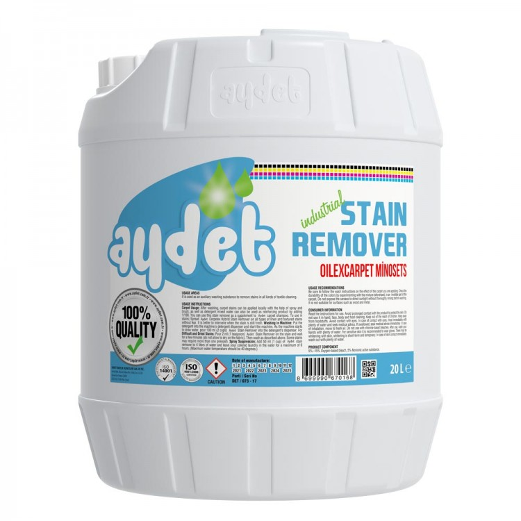 Aydet Oilexcarpet Minosets Carpet Stain Remover 20 Kg