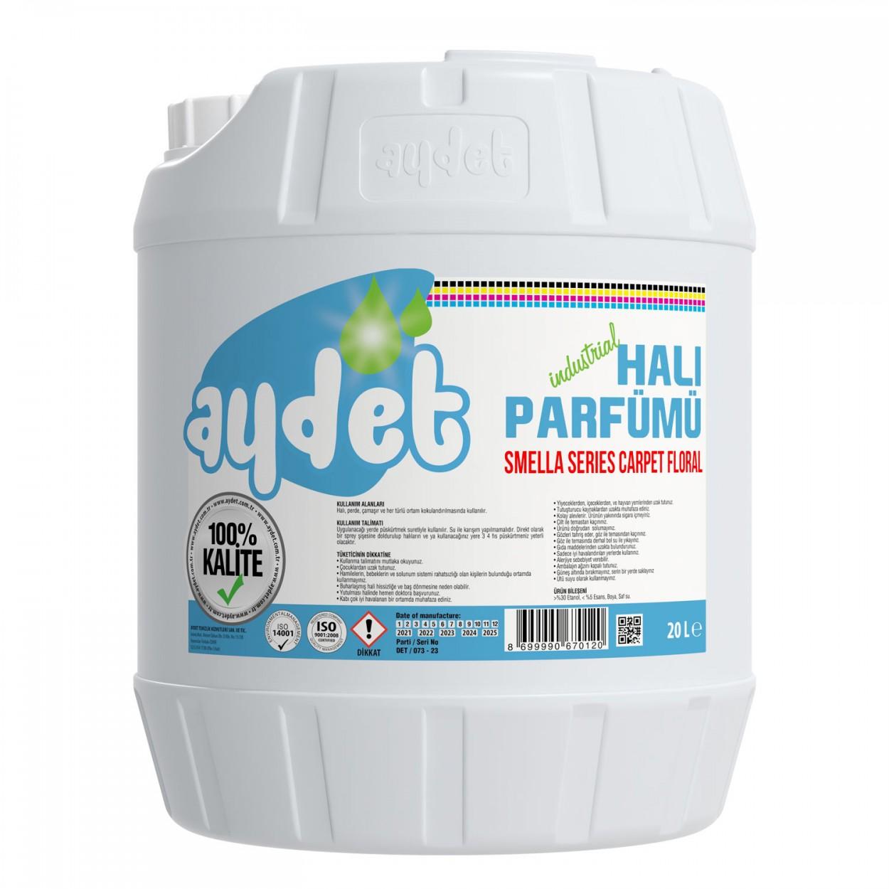 Carpetfloral Halı Parfümü 20 Kg