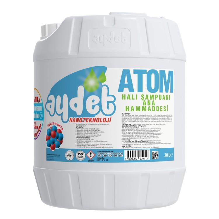 Atom Halı Şampuanı Ana Hammaddesi 20 Kg