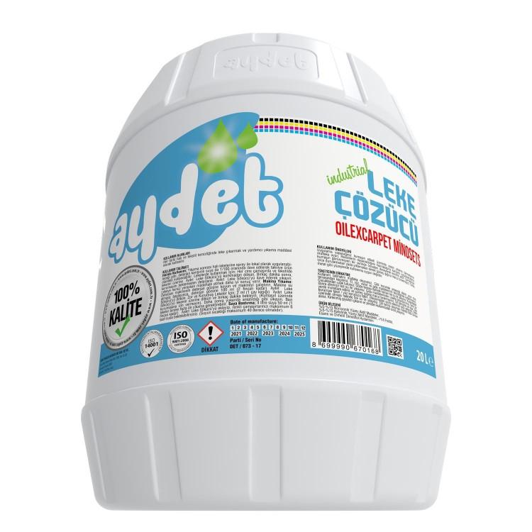 Пятновыводитель для ковров Aydet Oilexcarpet Minosets 20 кг