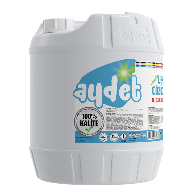 Пятновыводитель для ковров Aydet Perchlor Solvents 20 кг