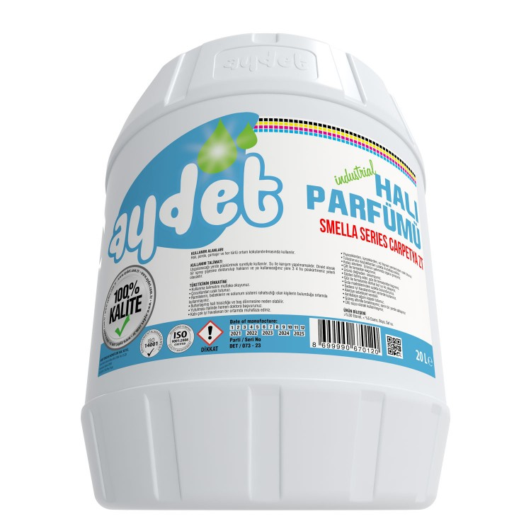 Aydet парфем за тепих  (неутрализатор мириса) 20 кг